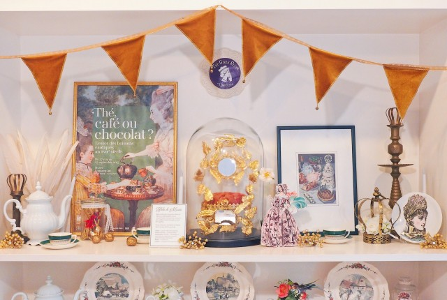 The Girls Room by QueenEco French Chic Bridal Shower Tea Party HK