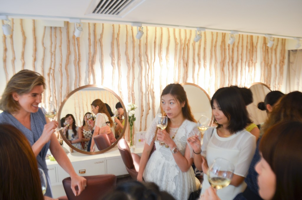 caudalie x queeneco event