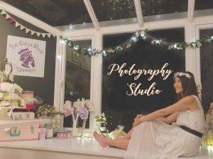 The Girls Room by QueenEco_Bridal Shower Photography Studio HK