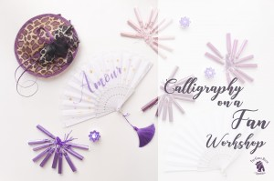 Calligraphy Workshop_The Girls Room by QueenEco